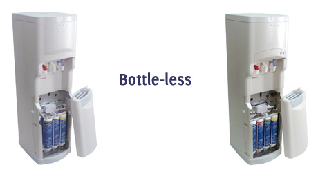 Bottle-less Coolers